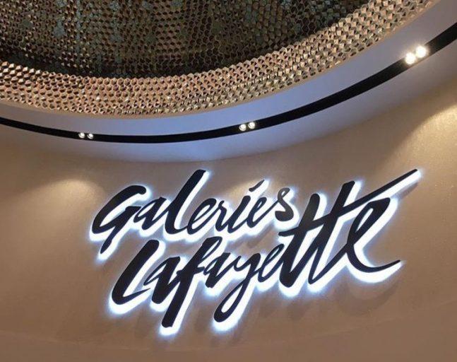 Galeries Lafayette İstanbul'da açılıyor!