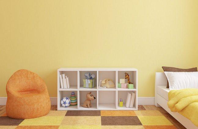 3-6 yaş arası çocuk odası
