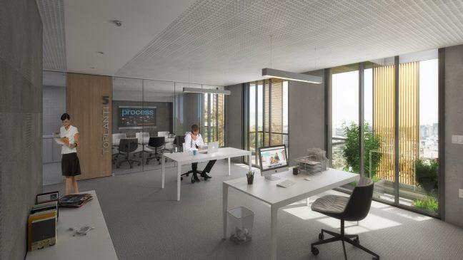 Ofis tasarımlarında yeni trendler neler?