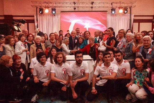 Türk Eğitim Vakfı 50.Yıl Umut Gala Yemeği
