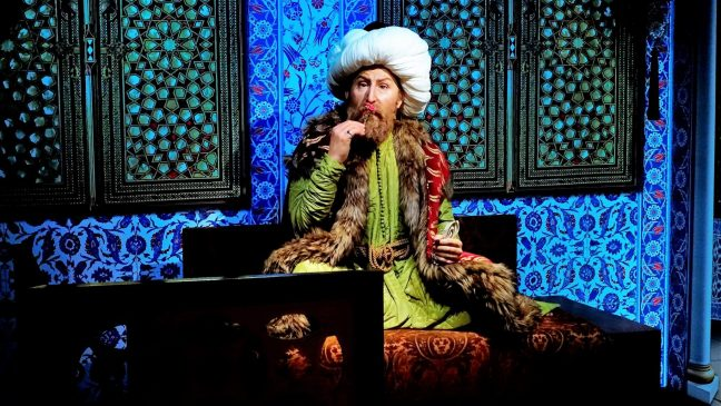 Fatih Sultan Mehmet Madame Tussauds İstanbul'da!