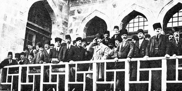 Hakimiyetin sağlanması, Mart 1920 - Mart 1922