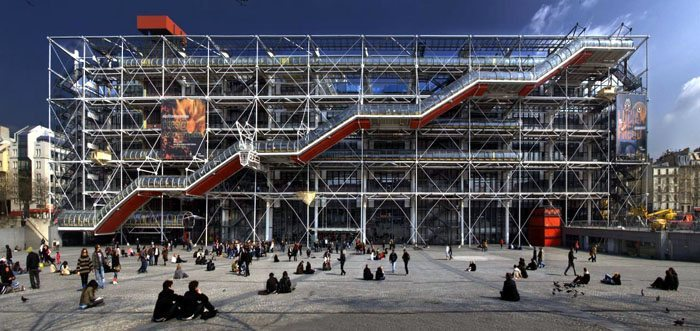 The Center Pompidou