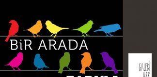 """""""Bir Arada – Farklı"""" karma sergisi Galeri ARK'ta başlıyor!"""