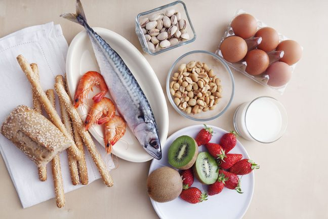 Besin alerjisine neden olan yiyecekler hangileri?