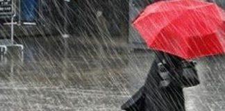 Dikkat Meteoroloji sağanak uyarısında bulunuyor