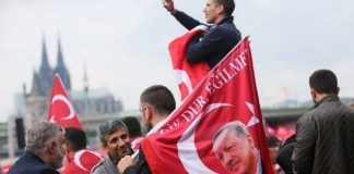 Germans to Erdoğan Turks