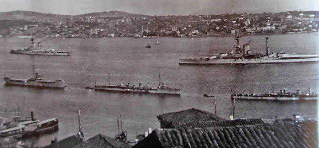 İstanbul'un işgali