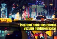 İstanbul'daki tüm taksiciler havalimanından yolcu alabilecek