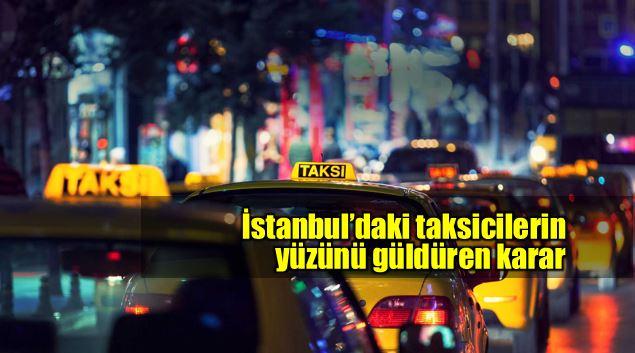 İstanbul tüm taksiciler havalimanından yolcu alabilecek