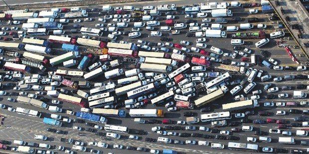 Mesai saati düzenlemesinin en büyük sebebi trafik yoğunluğu