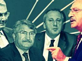 Deniz Baykal, Muharrem İnce, Fikri Sağlar gibi isimlerin Kemal Kılıçdaroğlu'na yönelik eleştiri, söylemleri haklı mı