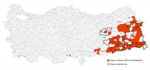 konda referandum harita analiz geçersiz oylar doğu illeri kürt oylar