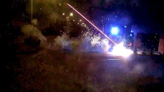 Darbeci helikopter pilotlarının MİT'i vurma anı