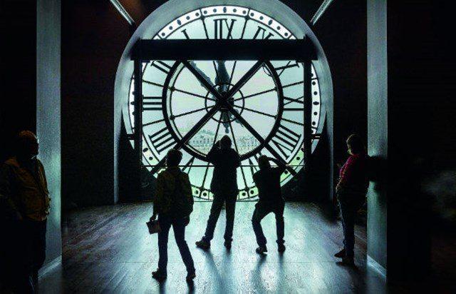Orsay Müzesi (Musée d'Orsay), Paris