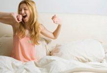 Sabahları dinlenmiş olarak uyanmak için 10 ipucu