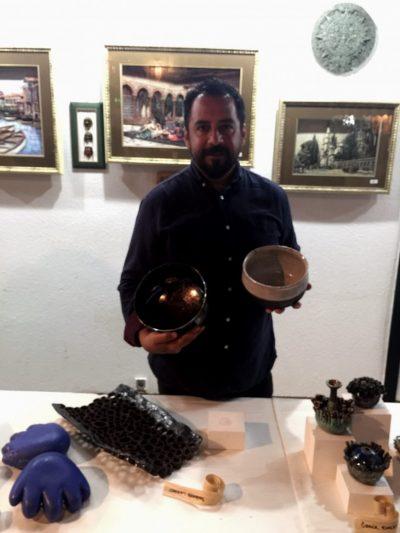 Yirmi seramik sanatçısı Marmaris'te ne yaptı?