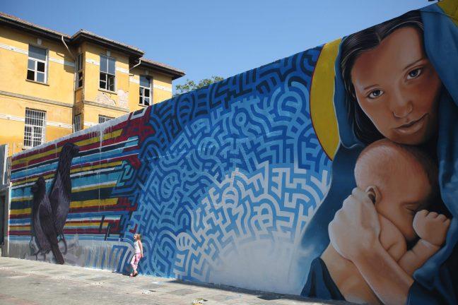 Mural İstanbul Festivali