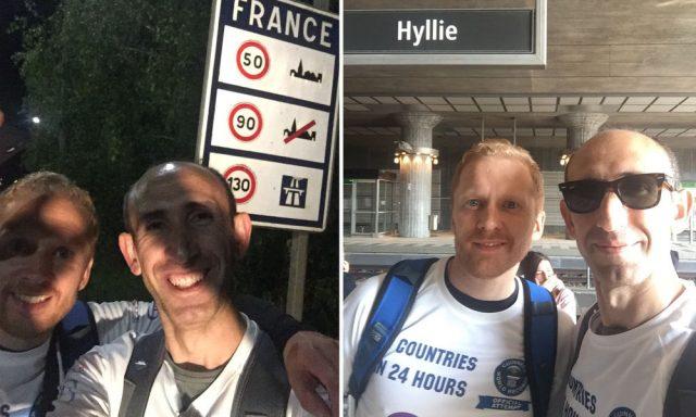 23 saatte 13 ülke ümit sabancı finch