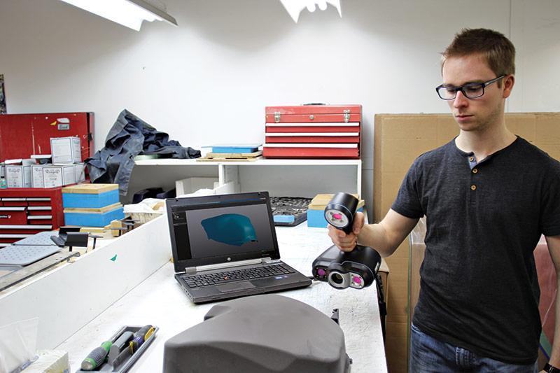 3d scan 3 boyutlu tarama yazıcılar