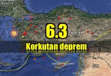 6.3 şiddetinde deprem oldu: İzmir, İstanbul, Atina'da panik