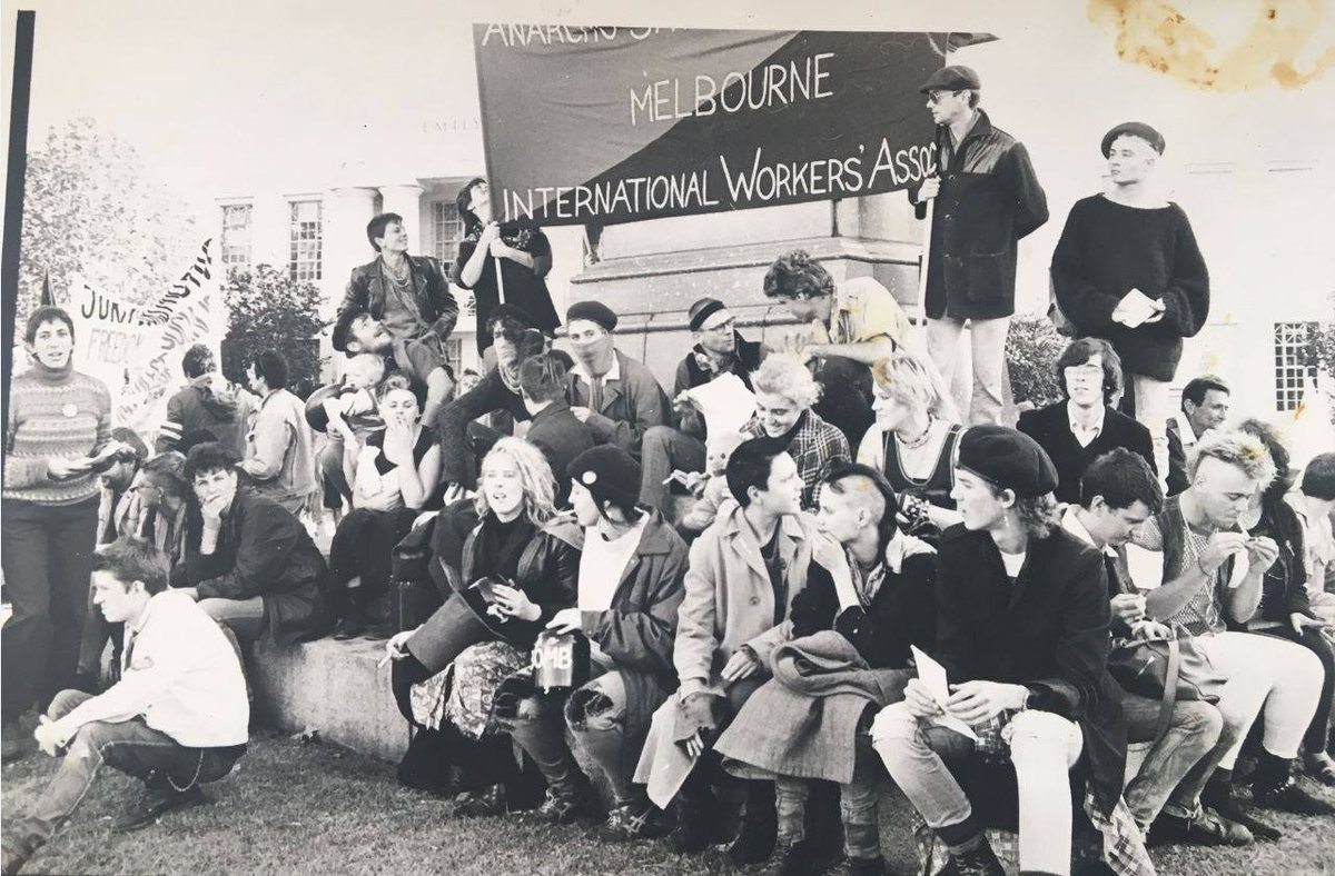 melbourne international workers association