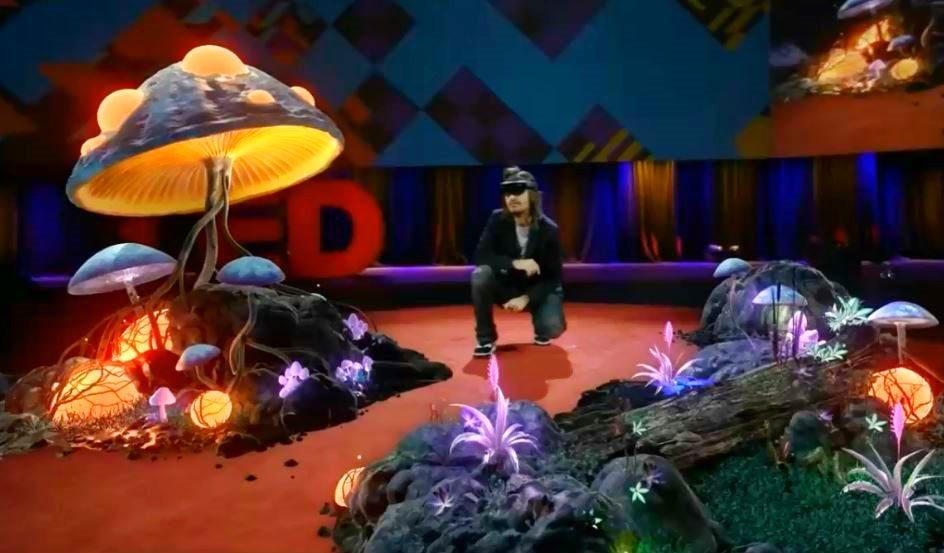 alex kipman hologram hololens