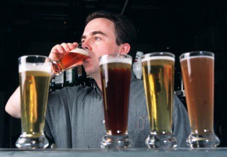 bira tadımcısı tadımcılık gurme