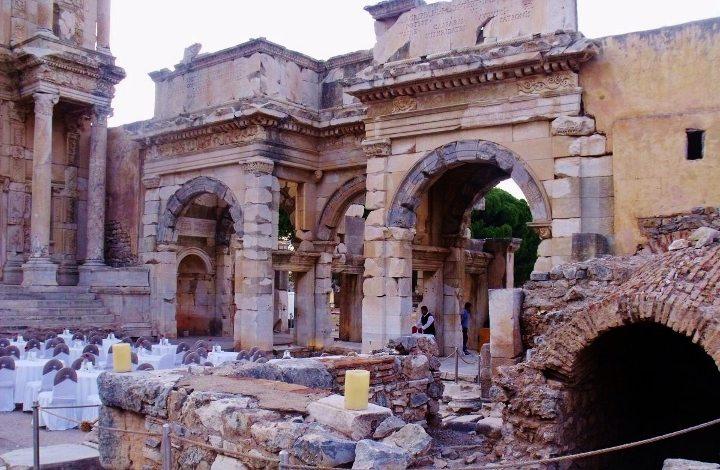 efes antik kenti selçuk belediyesi düğün nikah sünnet organizasyon