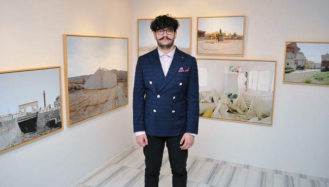 """Furkan Temir'in fotoğraf sergisi: """"Yüzey Yığını ya da Maden Dağı"""""""