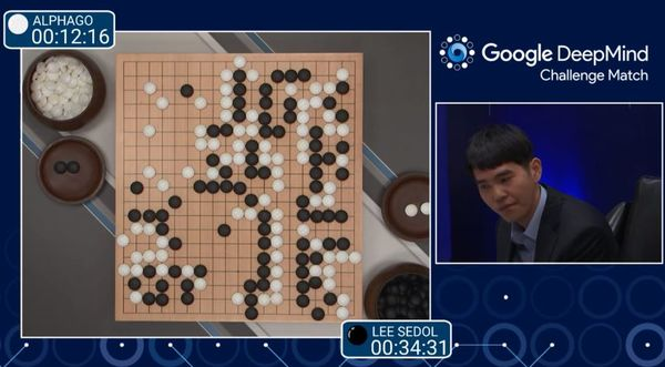 google alphago go play artificial intelligence yapay zeka