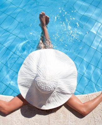 Havuz kimyasallarına dikkat! Görme kaybına yol açabiliyor!