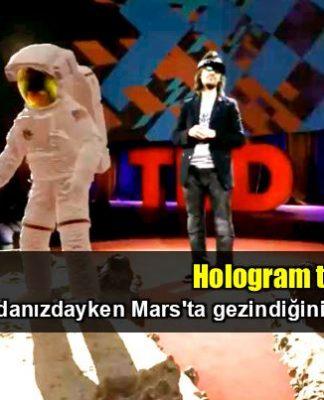 Hologram hololens teknolojisi alex kipman ted