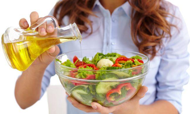 iftarda salata