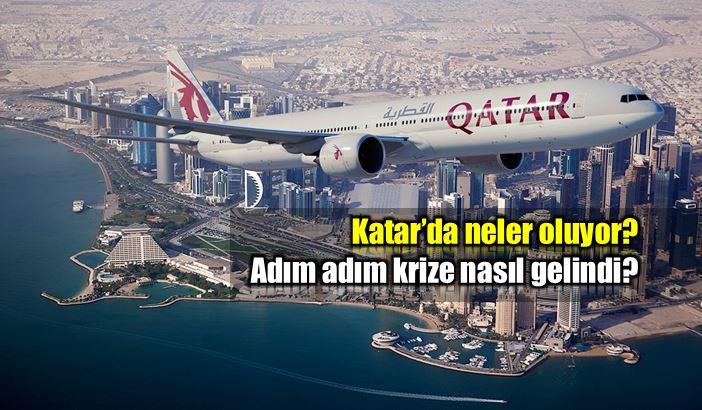 Katar krizi: Adım adım neler yaşandı?
