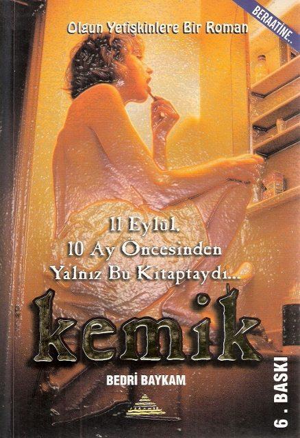 Bedri Baykam - Kemik (Piramid Yayınları)