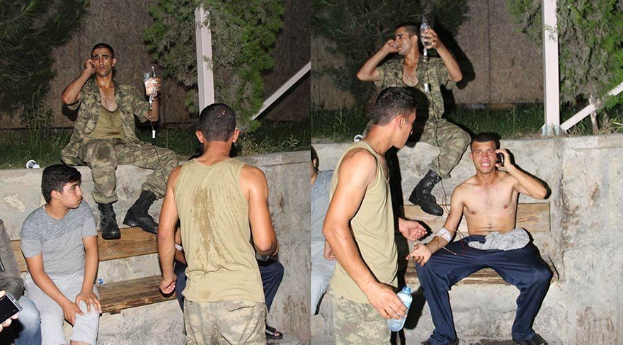 Manisa'da 600 asker zehirlendi; Bakan Fikri Işık'a protesto