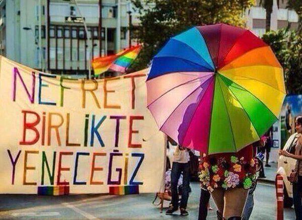 nefreti birlikte yeneceğiz gay eşcinsel lgbti