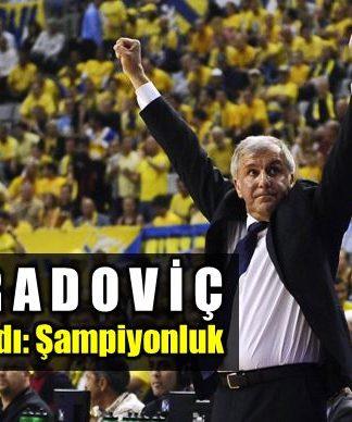 Obradoviç: Öteki adı, şampiyonluk
