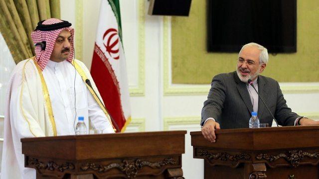 qatar iran saudi arabia crisis united arab emirates