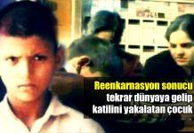 reenkarnasyona kanıt Reenkarnasyona kanıt olarak gösterilen esrarengiz çocuk