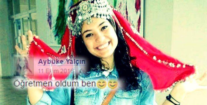 Şenay Aybüke Yalçın: Bir cemre daha toprağa düştü!