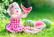 Sıcak yaz aylarında çocukların beslenmesi nasıl olmalı?