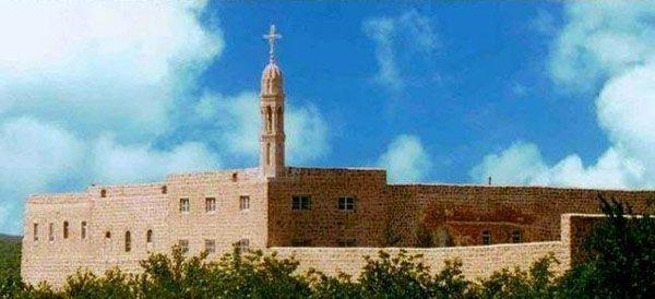 Mor Malke Manastırı