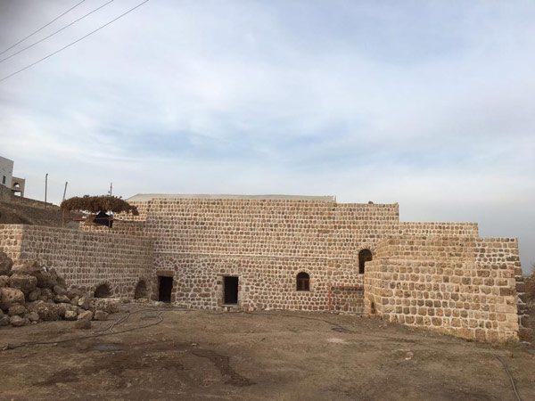 Arbo'daki Mor Dimet Kilisesi