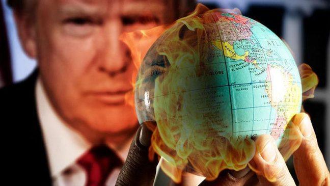 Trump Paris Anlaşması abd