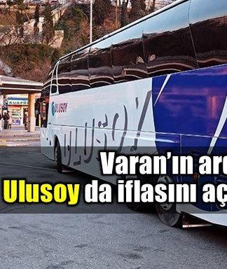 Varan Ulusoy iflas