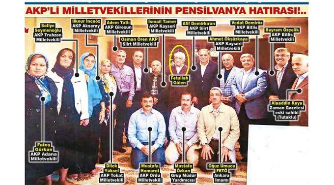 AKP olmasaydı 15 Temmuz da olmazdı!