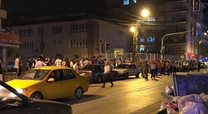 ankara yenimahalle demetevler suriyeli mülteciler kavga