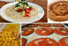 antalya yöresel yemekler lezzet mezeler